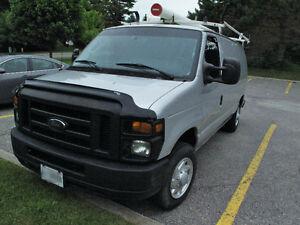 2009 Ford Other Commercial Minivan, Van