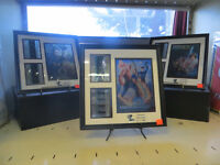 Cinematic Collectables Film Cell's 10x10 Framed In Stock