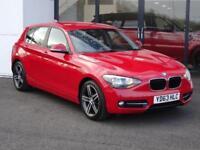 2013 BMW 1 Series 2.0 116d Sport Sports Hatch (s/s) 5dr