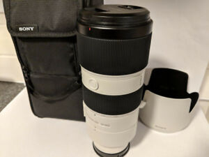 Sony 70-200mm f/2.8-22 FE 70-200mm F2.8 GM OOS Fixed Zoom Lens