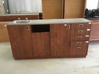 Comptoir avec evier/Counter with sink