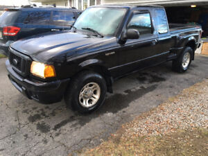 2004 Ford Ranger Edge Plus Pickup Truck