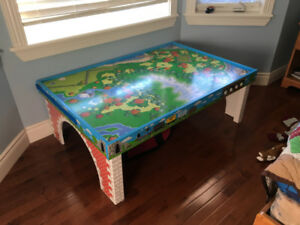 Thomas the Tank Table