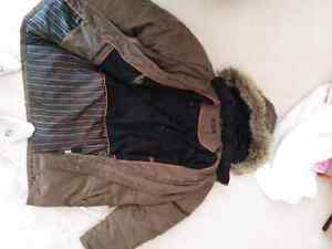 Britches DOWN FILLED winter jacket! Super warm! Like new! London Ontario image 3