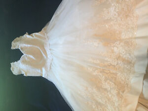 Plus Size Mon Cheri Wedding Dress