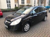 2008 Vauxhall/Opel Corsa 1.3CDTi 16v ( 75ps ) .5 DOORS Life