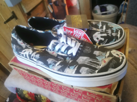 5bc51ed372917 Star Wars Vans Mens Size 8 for sale Poole, Dorset More pictures. Gumtree