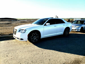 Chrysler 300s  looking to trade for a truck or 26000