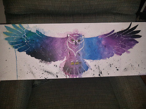 Peinture nouvelle artiste