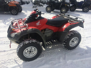 2012 HONDA 680 RINCON...PLOW AVAILABLE (FINANCING)