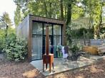 Mooi Tiny House / stacaravan, inc. kavel in N Limburg