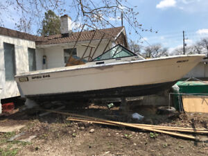 ** SELLING BOAT AS IS **