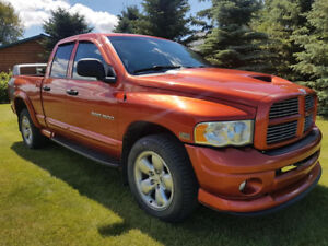 Reduced! 2005 Dodge Ram 1500 Daytona 4x4 Quad Cab