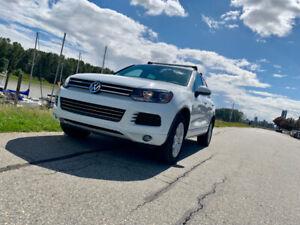 2014 Volkswagen touareg comfortline 3.0L tdi 4 motion
