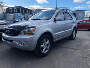 2007 Kia Sorento LX AWD LOADED-NEW MVI!!! ONE OWNER!!