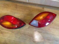 ford ka rear lights