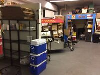 Commissary for Hot Dog Cart $325.00 6 month term