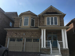 Big brand new house in north Oshawa for lease