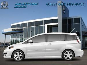 2009 Mazda Mazda5 GS  Versatile 7 passenger for only $79.60 B/W