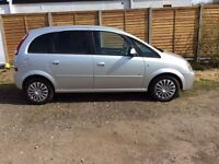 VAUXHALL MERIVA 2005 MODEL 1.7 DTI DIESEL 1 LADY OWNER FROM NEW GREAT EXAMPLE FORD FIAT RENAULT KIA