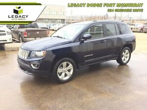 2015 Jeep Compass Sport   - cruise control -  CD player - Low Mi