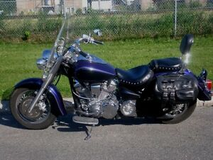 YAMAHA ROAD STAR  514-402-4457