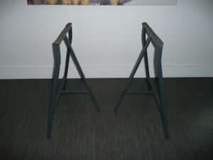 table or desk legs or work stands
