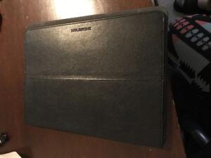 Moleskine iPad case