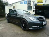 2012 Mercedes-Benz C Class C220 CDI BlueEFFICIENCY AMG Sport 4dr Auto SALOON Die