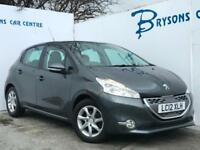 2012 12 Peugeot 208 1.4e-HDi ( 70bhp ) EGC Active Automatic for sale in AYRSHIRE