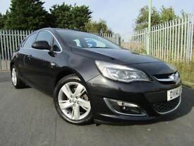 2014 Vauxhall Astra 2.0 CDTi 16V ecoFLEX SRi Sat Nav Turbo Diesel5dr 5 door H...