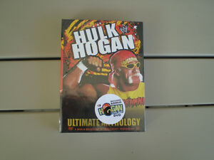wwe/Hulk Hogan/the ultimate anthology dvd