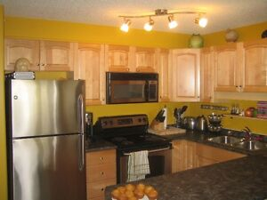 ONE-BEDROOM CONDO - don't pay for heat, water, laundry, parking!