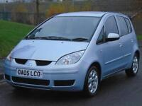 MITSUBISHI COLT EQUIPPE 1.1 LOW MILEAGE ONE OWNER LONG MOT