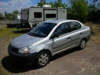 Safetied and E-tested! 2003 Toyota Echo