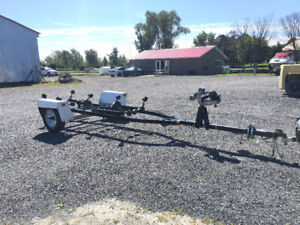 used good home made trailer
