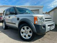 2004 LAND ROVER DISCOVERY 3 2.7TD V6 HSE, 7 SEATS