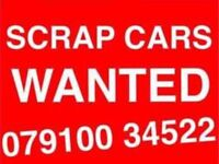 079100 34522 WANTED CAR MOTORCYCLE FOR CASH BUY MY SELL YOUR SCRAP Z