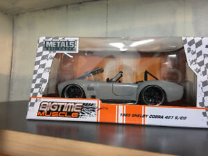 Huge diecast model car collection. 1/24 and 1/18.
