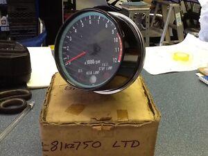 Tachometer Gauge for 1980-83 KZ750 LTD