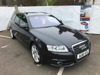 Audi A6 Avant 2.0 Tdi S line Special Edition Auto 1 Owner , Leather, Sat Nav Warranty