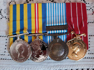 Canadian Armed Forces Medals