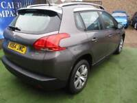 2014 Peugeot 2008 1.6 e-HDi Active (s/s) 5dr