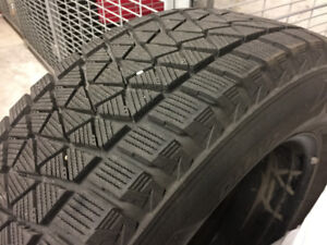 Bridgestone Winter Tires DM-V2 225/65R17