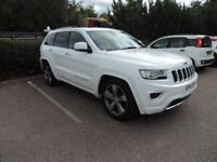 Jeep Grand Cherokee V6 Crd Overland DIESEL AUTOMATIC 2014/14