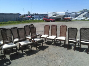 12 expensive Chairs
