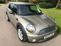 Mini Mini One Hatchback 1.4 Automatic Petrol