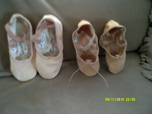 BALLET SHOES / SLIPPERS