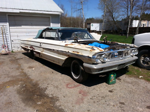 64 galaxie convertable (please contact)