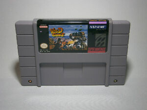 Rare And Hard To Find SNES Games (Reproductions)